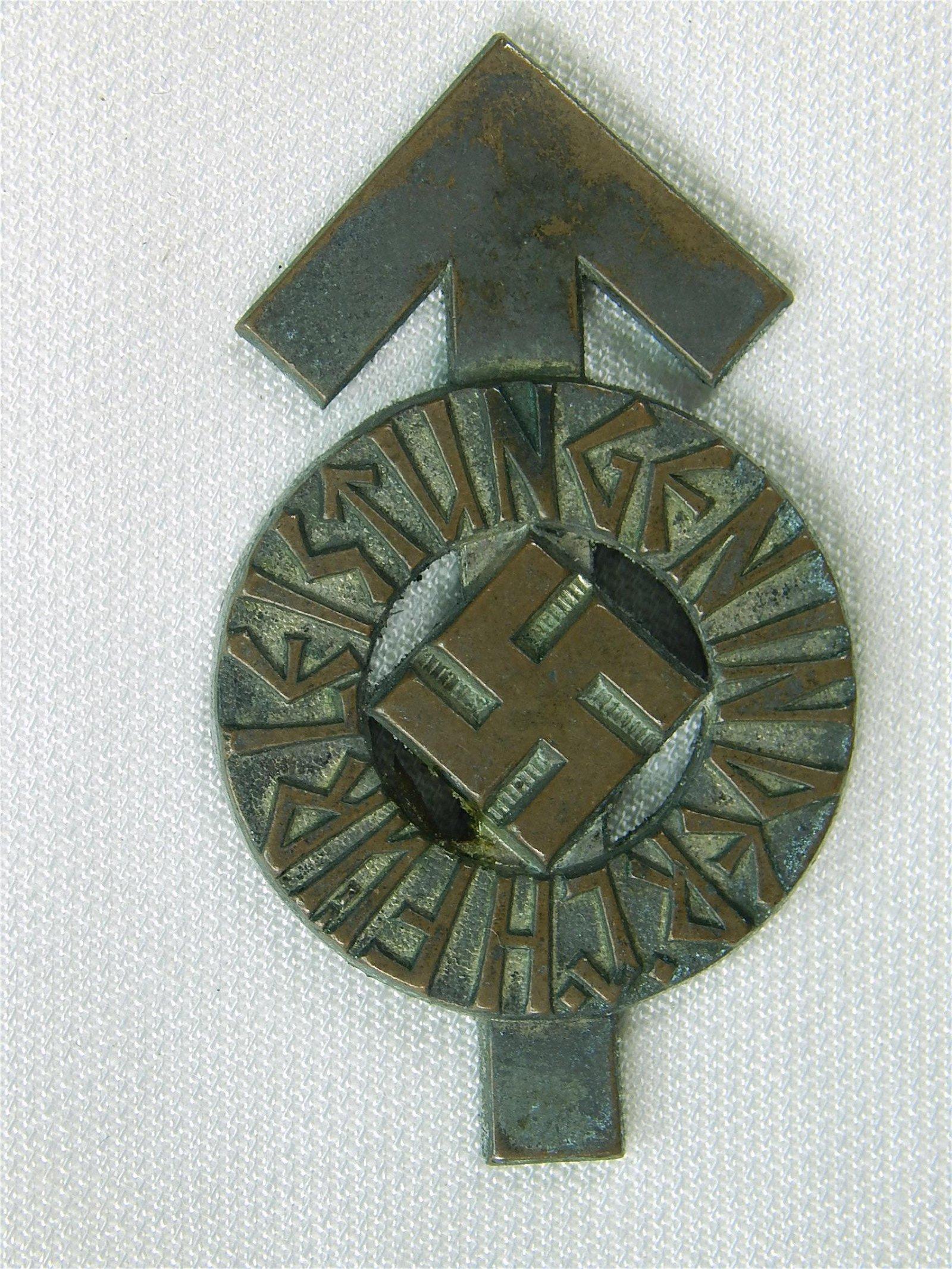 German Germany Nazi WW2 Pin Badge Order Medal