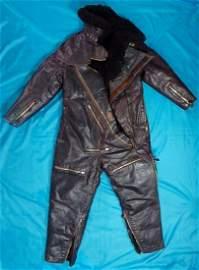 German Germany WW2 Luftwaffe Sea Winter Flight Suit