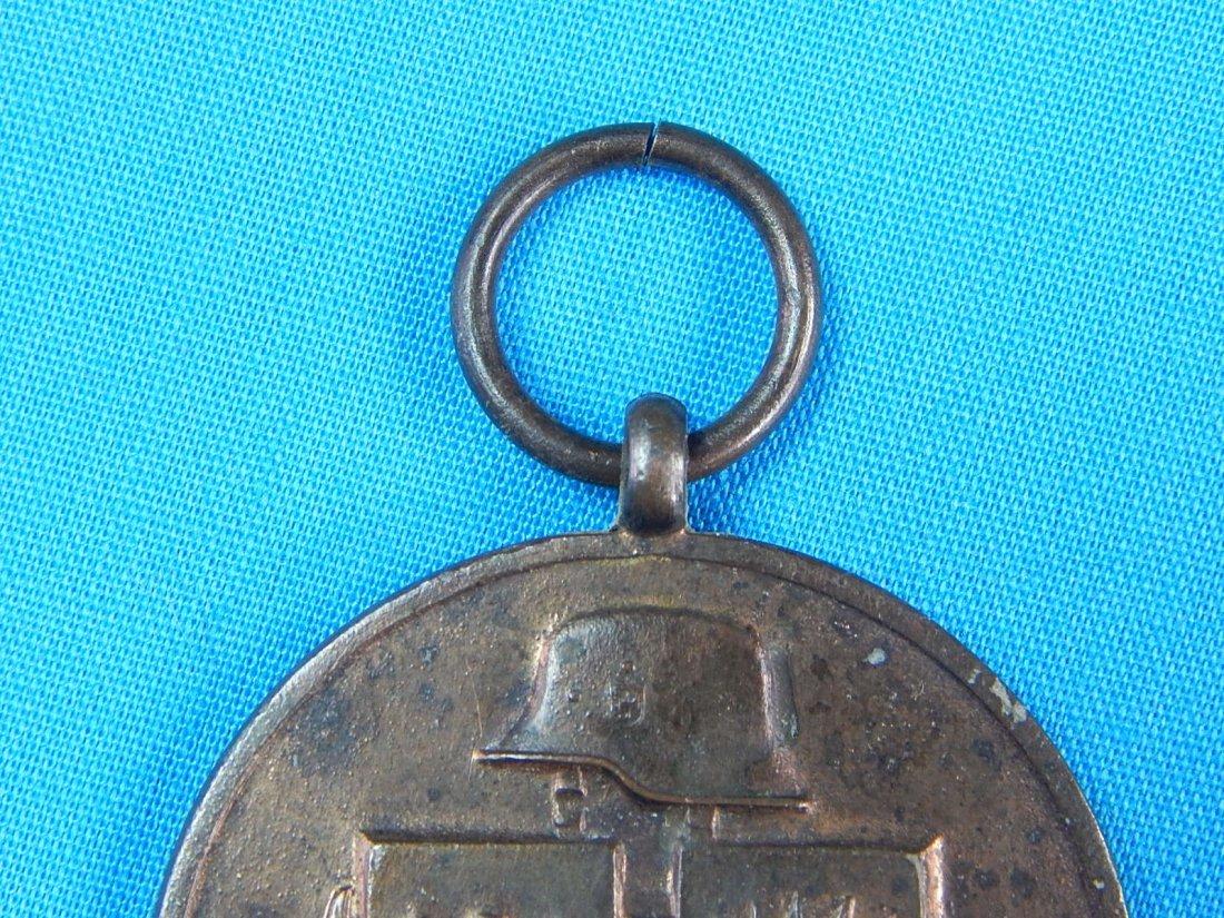 German Germany WWII WW2 Spanish Blue Devision Medal - 5