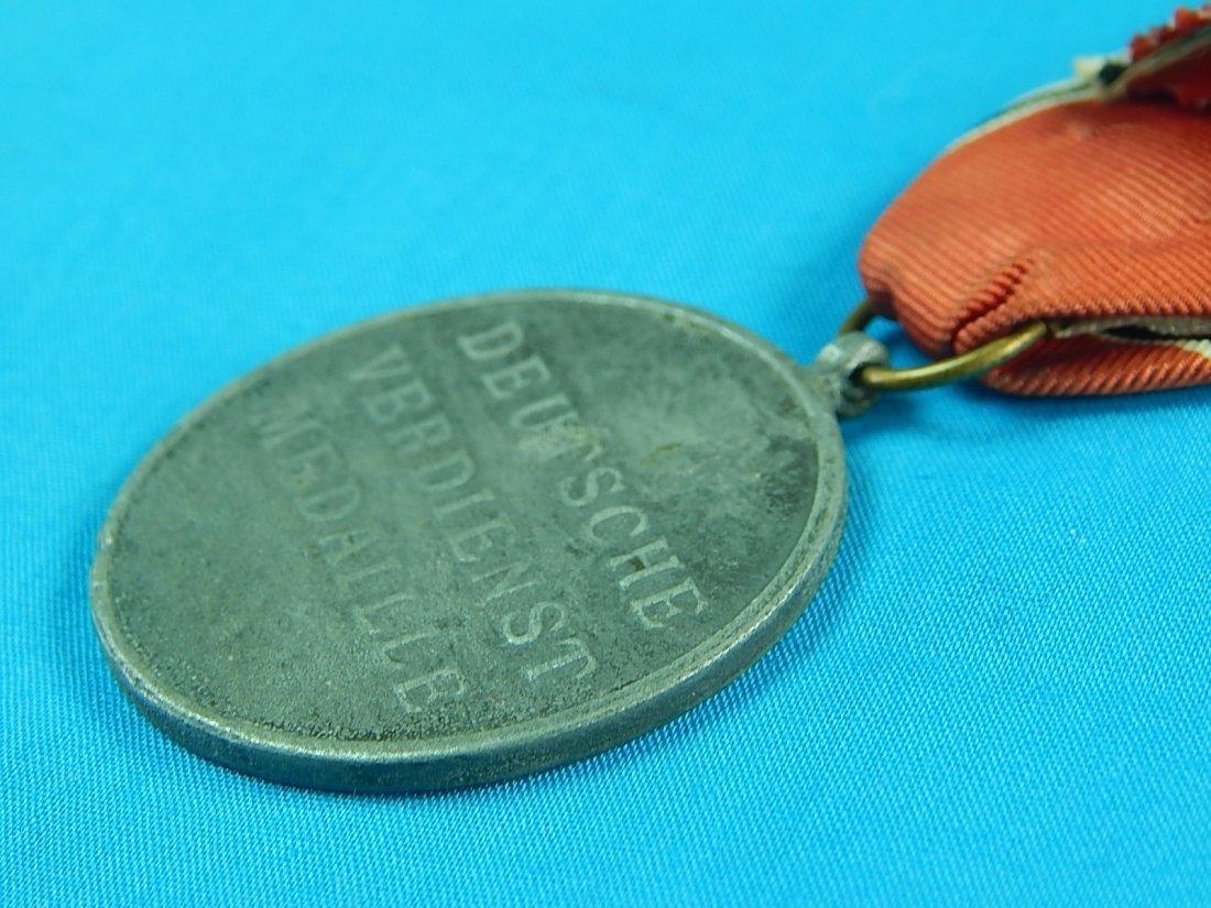 German Germany WW2 WWII Eagle Order Medal Badge - 4