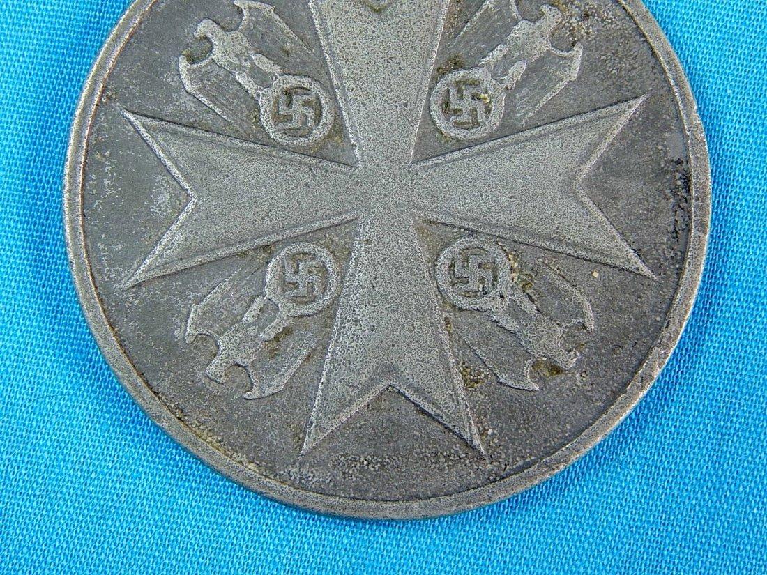 German Germany WW2 WWII Eagle Order Medal Badge - 7