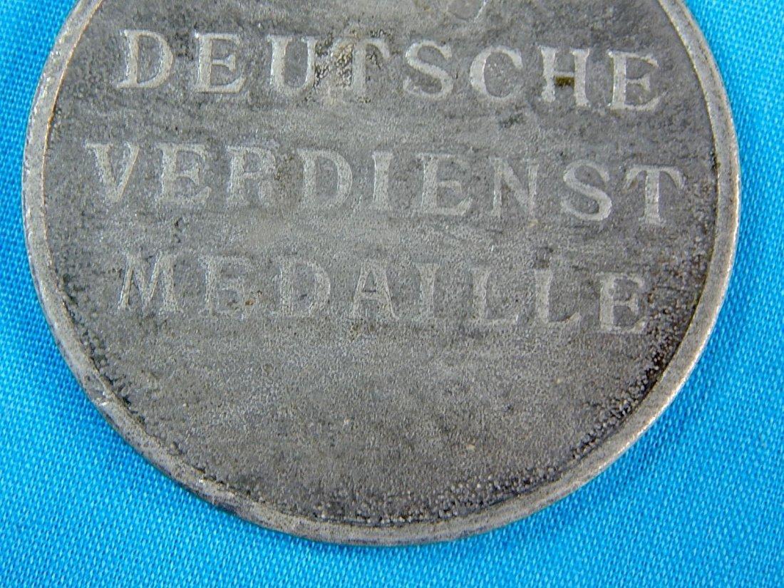 German Germany WW2 WWII Eagle Order Medal Badge - 9