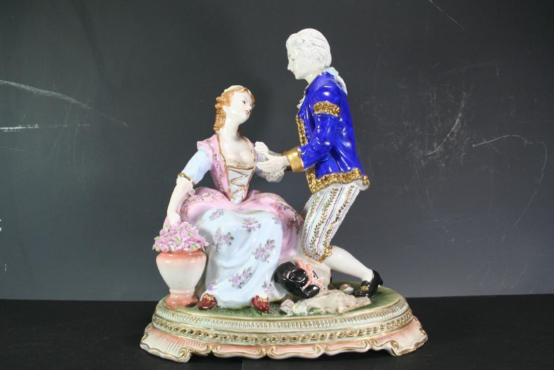 Meissan Porcelain Figurines