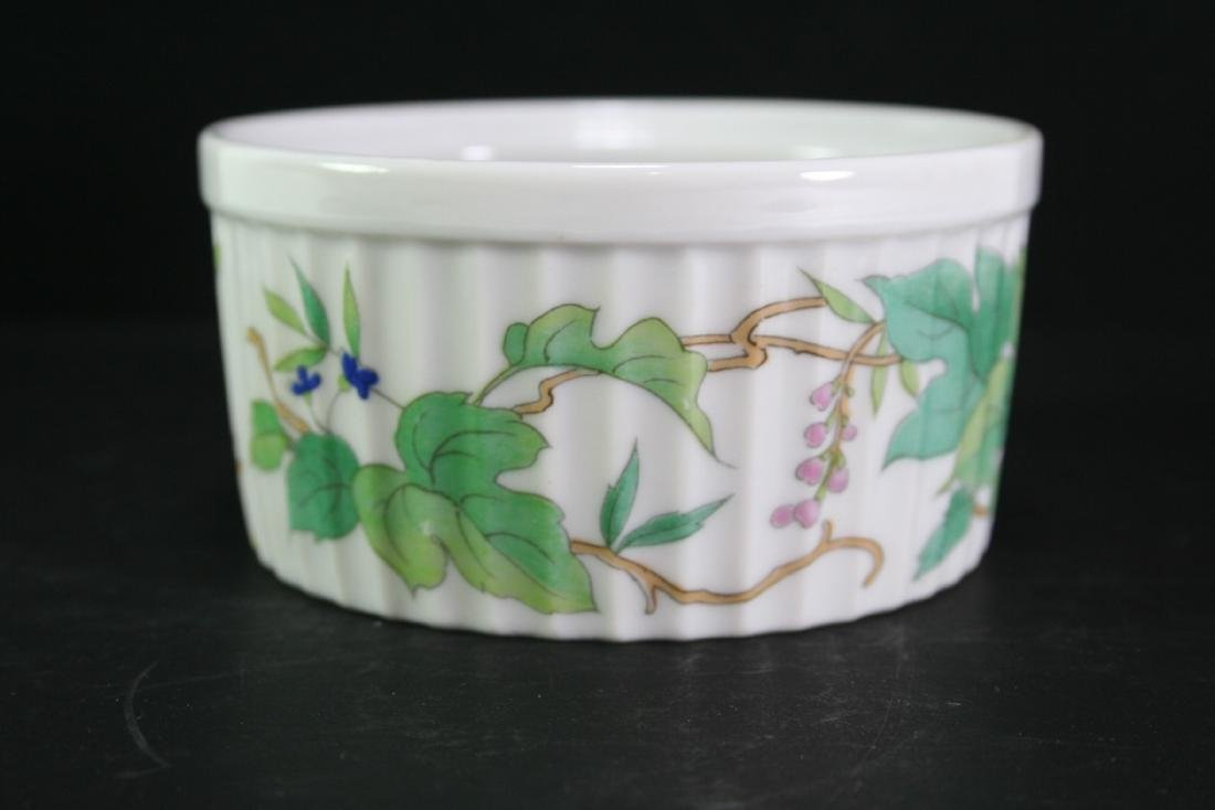 Colored Porcelain Container