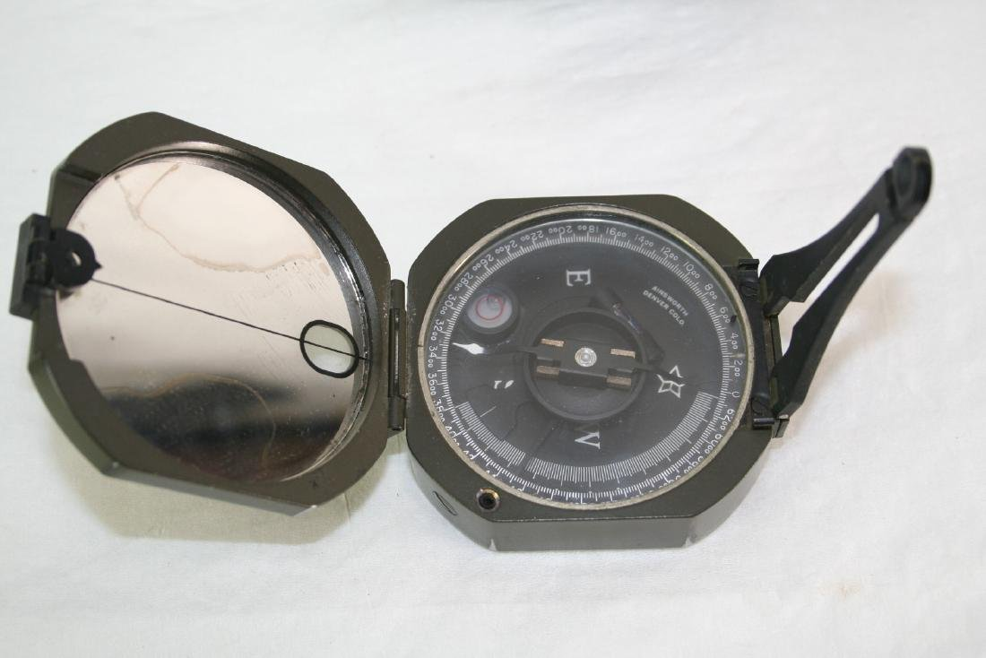 1930s Military Compass