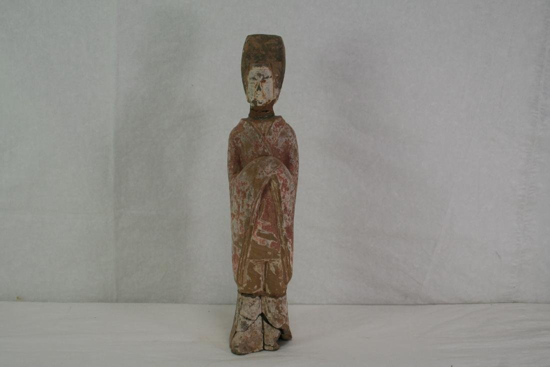 Terracotta Figure of a Lady