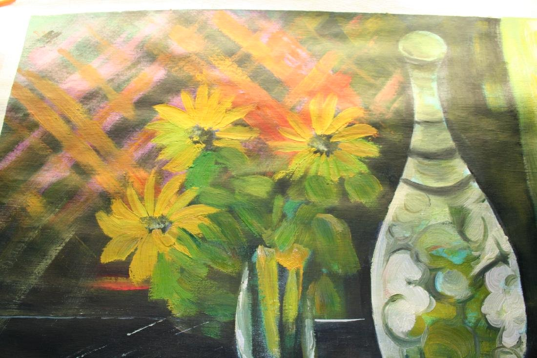 Oil Painting on Canvas - 5