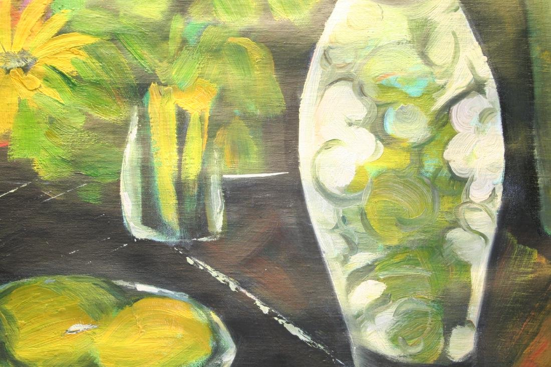 Oil Painting on Canvas - 6