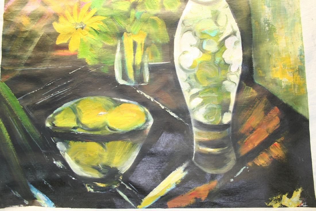 Oil Painting on Canvas - 7