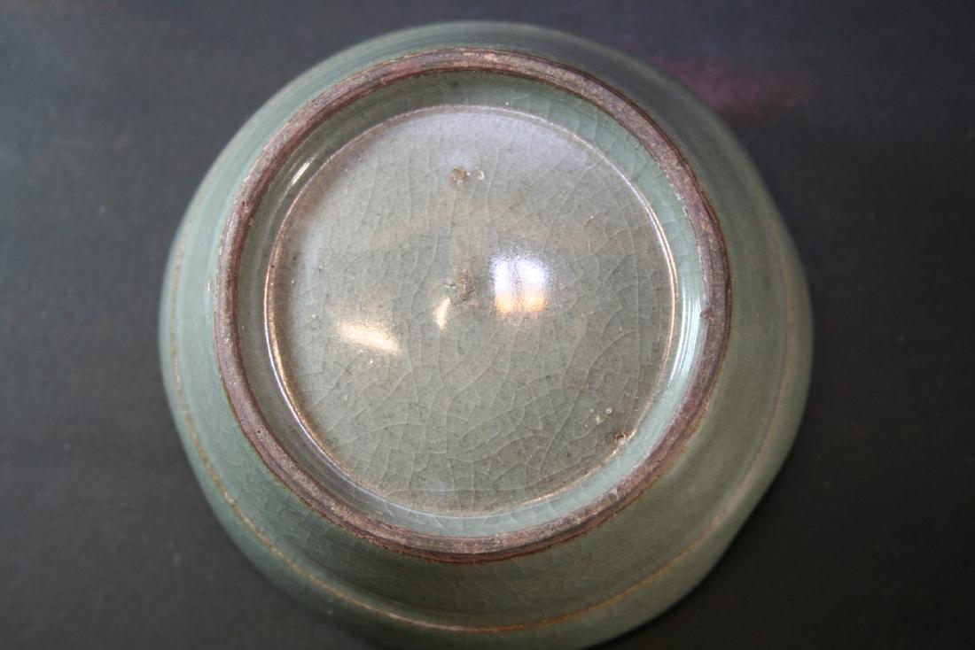 Chinese Celadon Porcelain Bowl - 3
