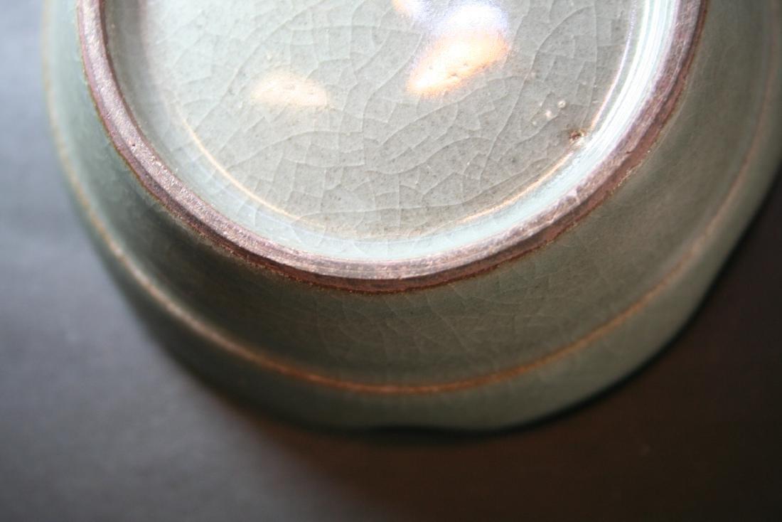 Chinese Celadon Porcelain Bowl - 7
