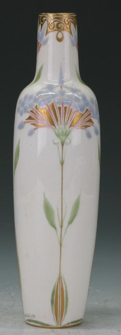 Royal Doulton Art Nouveau Vase