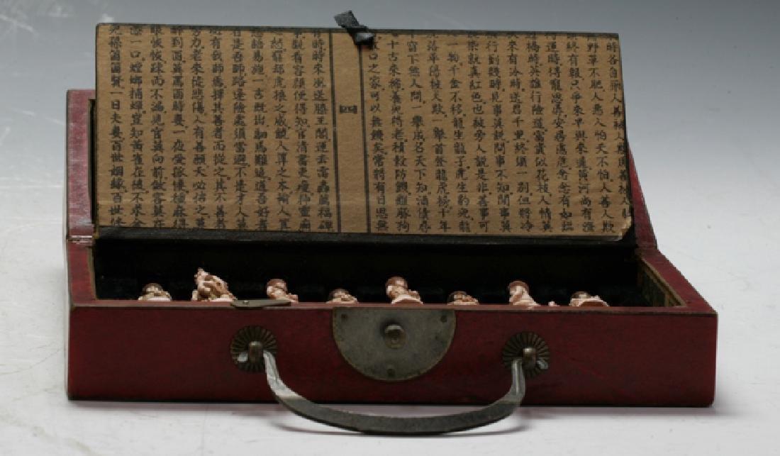 Box of Chess set