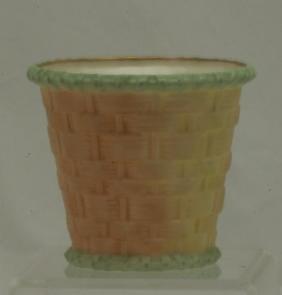 A Royal Worcester Vase.