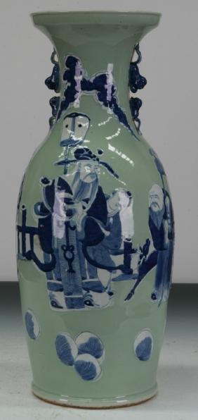 Huge Chinese porcelain Vase