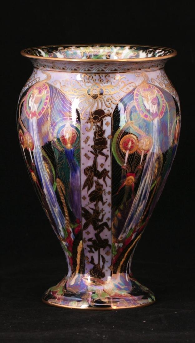 Important Wedgwood Fairyland Vase