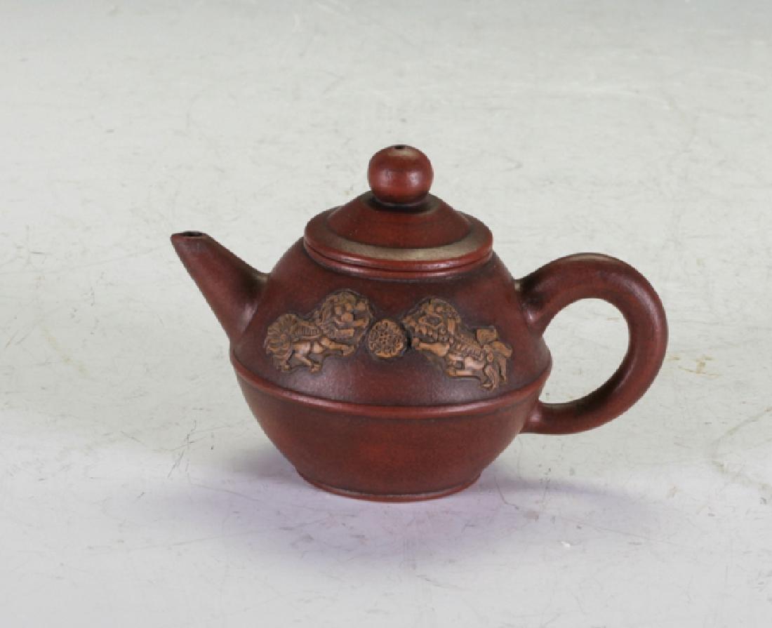 Zi Sha Tea Pot