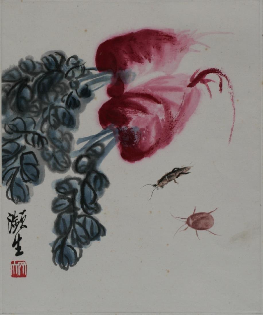 Painting by Qi Bai Shi