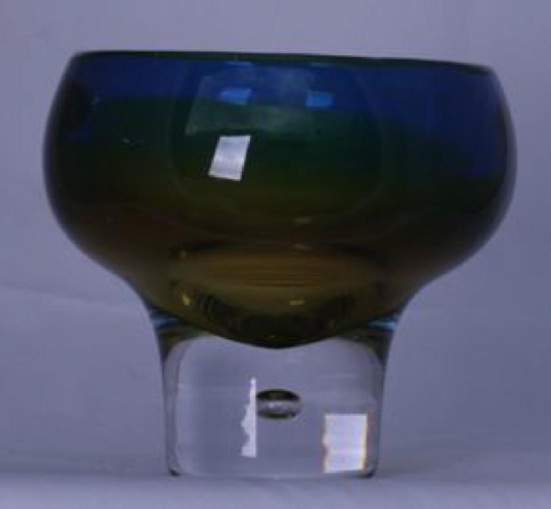 A Kosta Boda Glass Bowl
