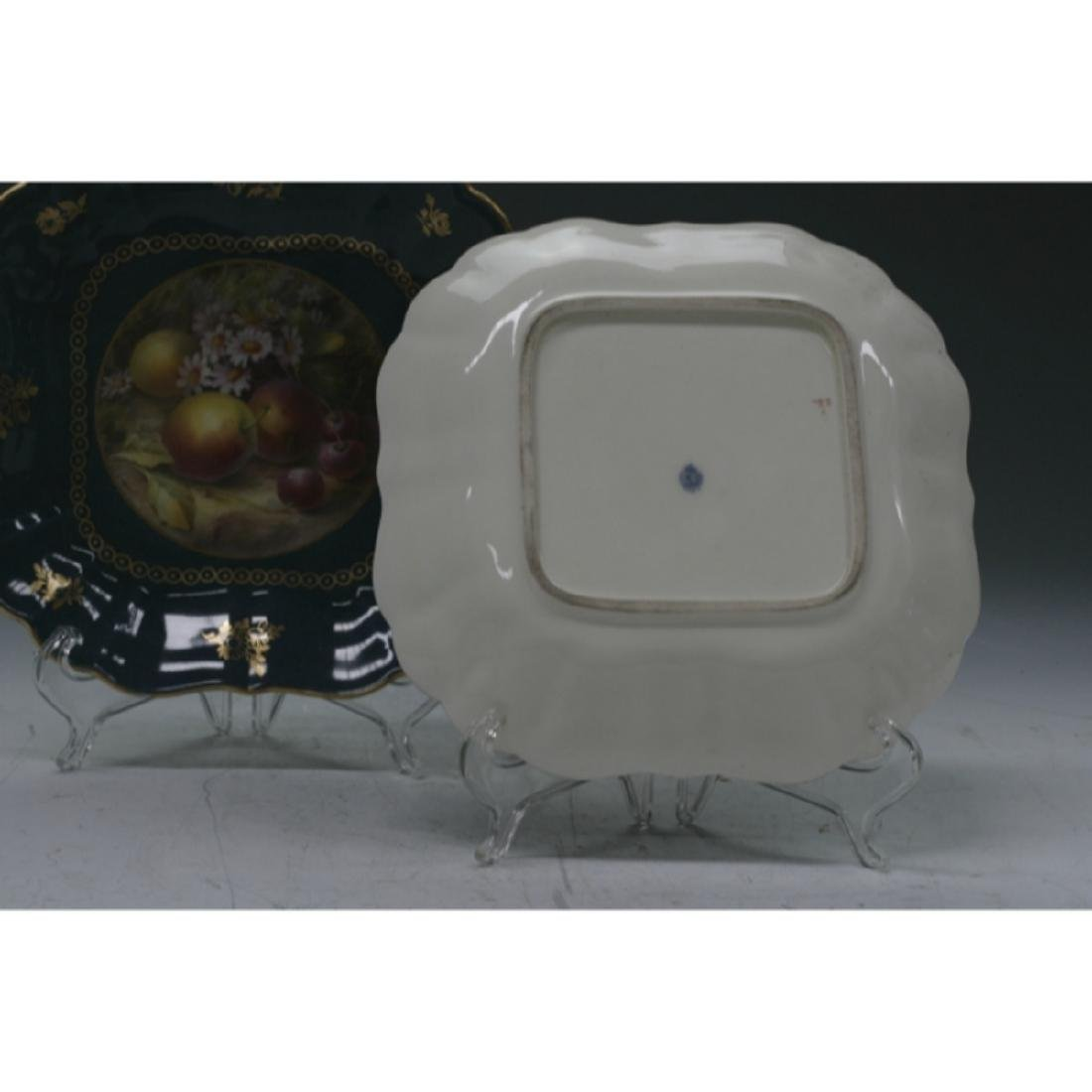 Pair Of Royal Worcester Dishes - 3