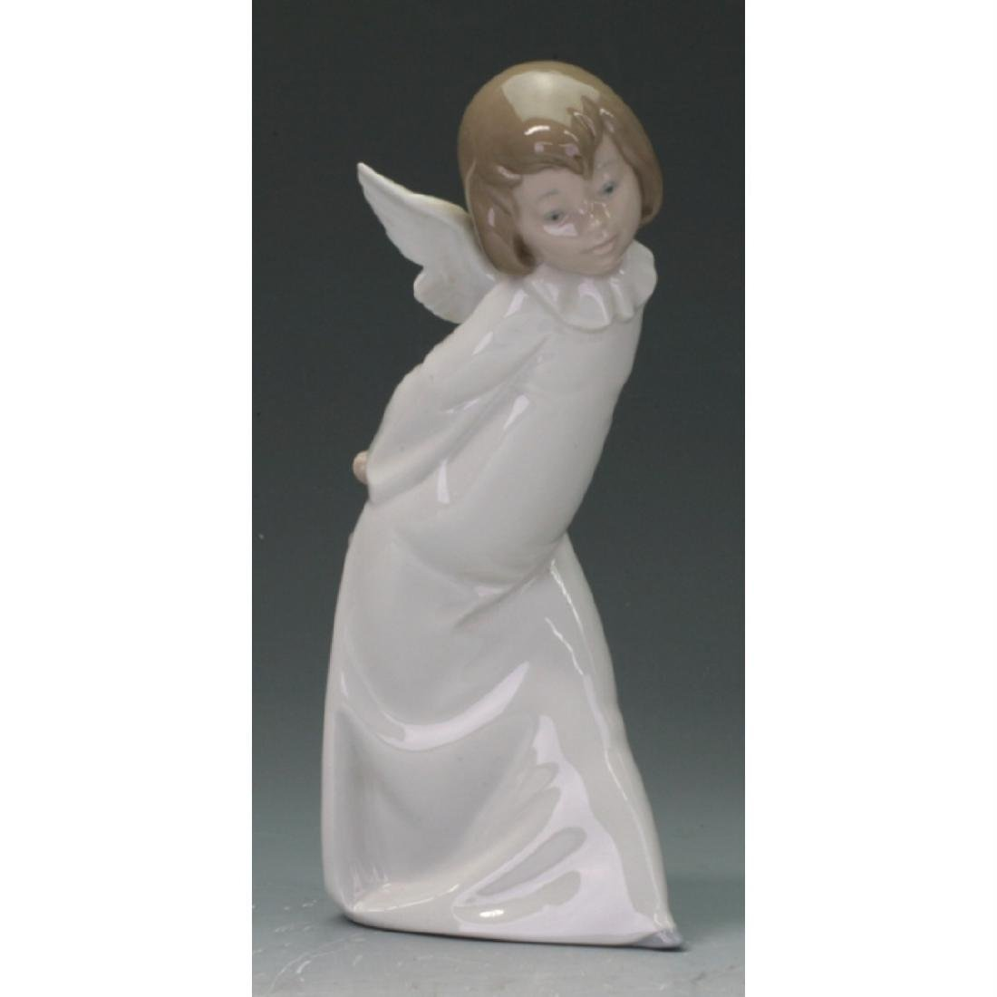 Lladro Angel Figurine