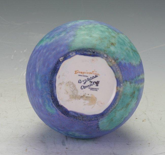 Clarice Cliff vase - 2