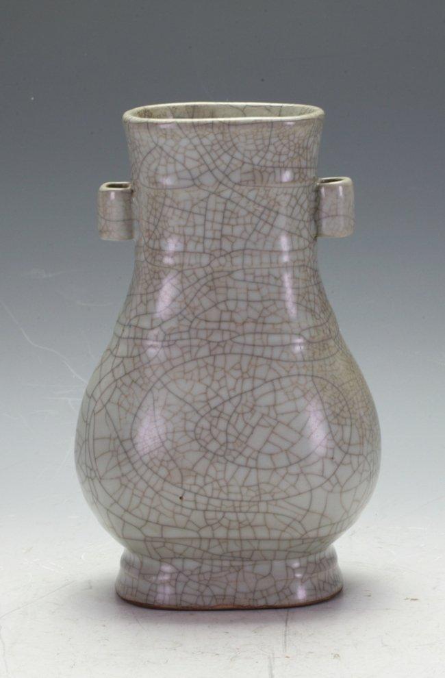 Ge Ware Vase