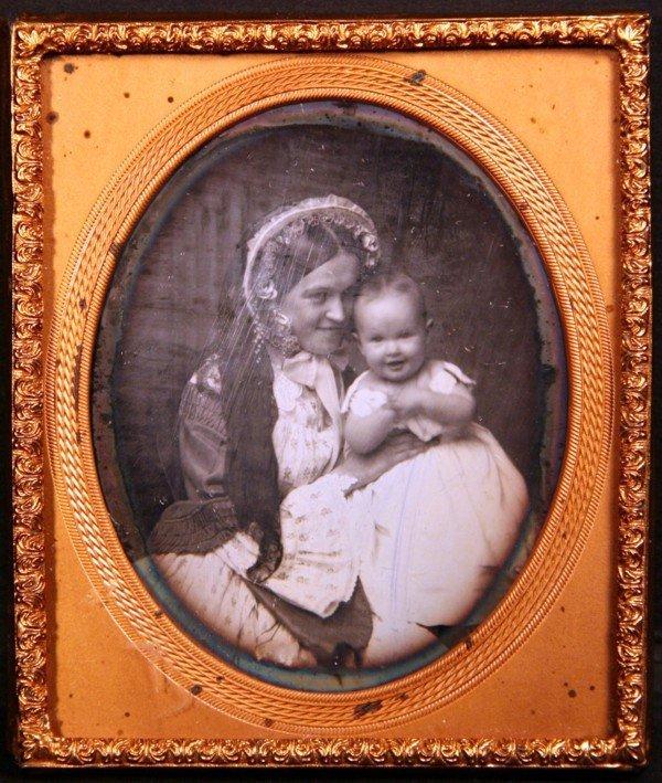 8: Southworth & Hawes 1/6 Plate Daguerreotype