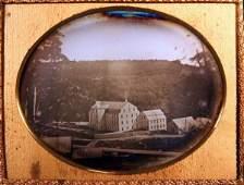 39: New England  Factory Daguerreotype