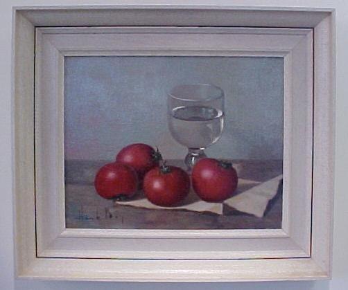 131: Hank Bos oil on canvas