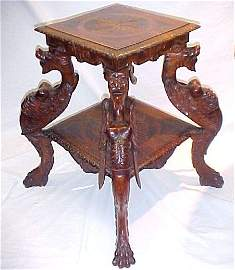 172: Victorian Ornate Table