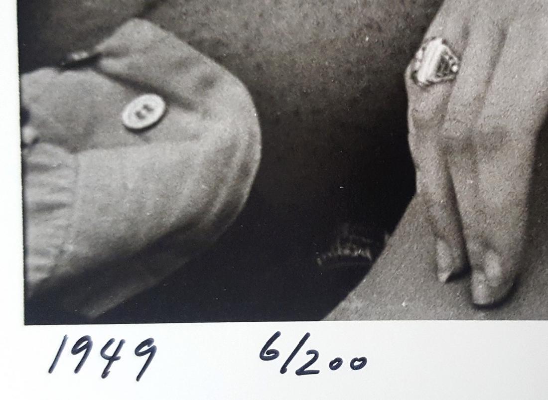 Harold Feinstein Vintage Signed Photograph 1949 - 3