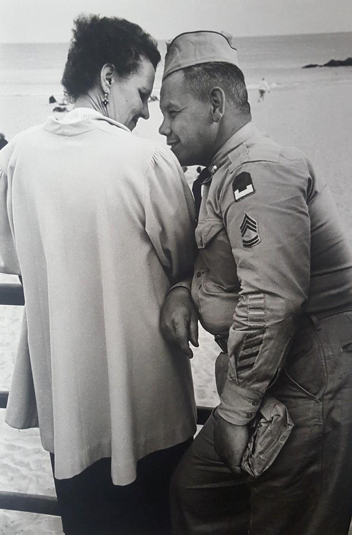 Harold Feinstein Vintage Signed Photograph 1951 - 2