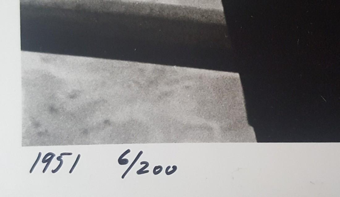 Harold Feinstein Vintage Signed Photograph 1951 - 3