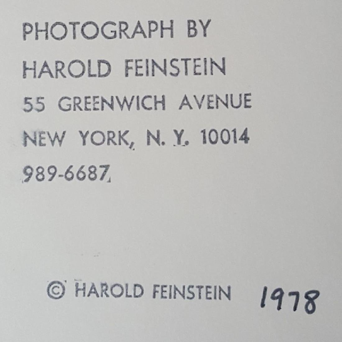 Harold Feinstein Vintage Signed Photograph 1951 - 5