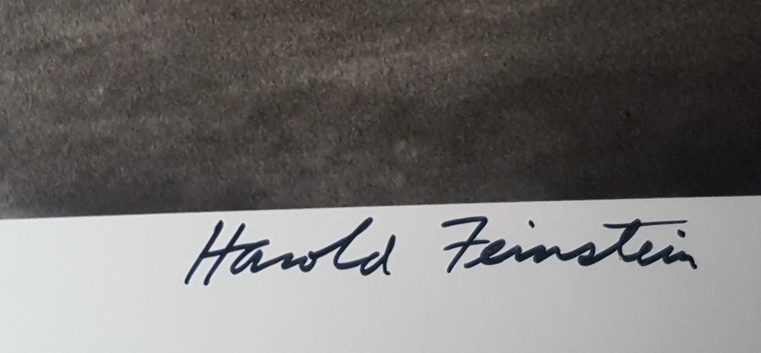 Harold Feinstein Vintage Signed Photograph 1952 - 4