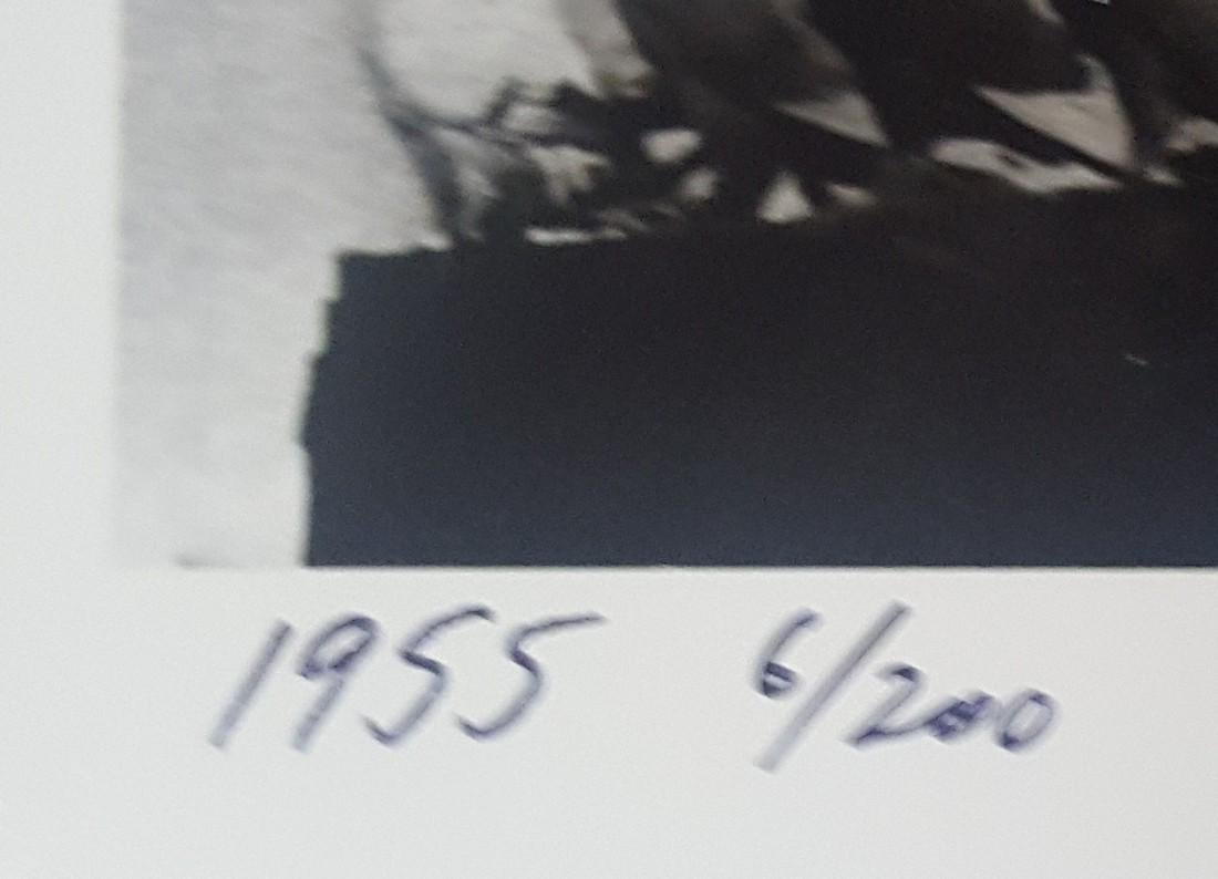 Harold Feinstein Vintage Signed Photograph 1955 - 3