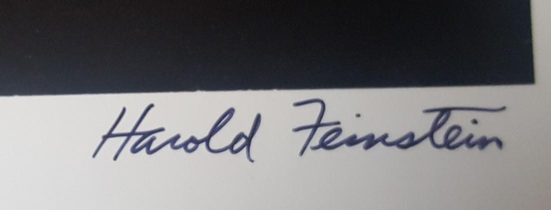 Harold Feinstein Vintage Signed Photograph 1955 - 4
