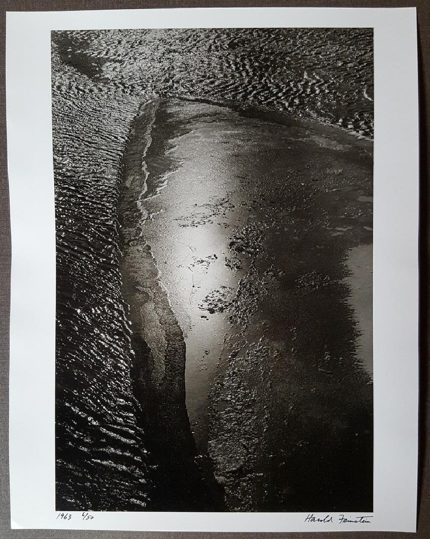 Harold Feinstein Vintage Signed Photograph 1963