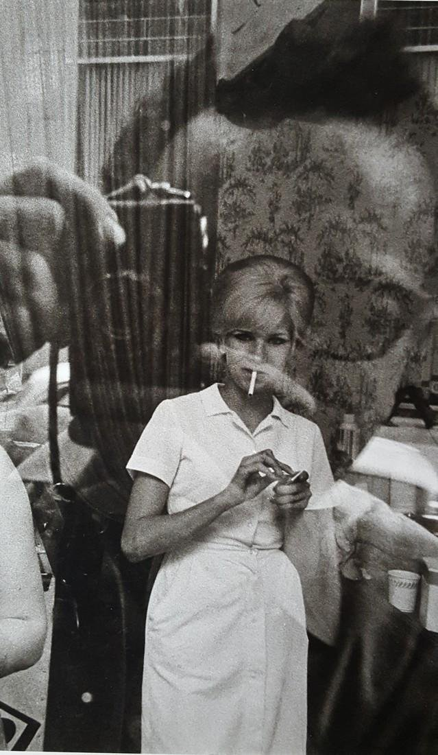 Harold Feinstein Vintage Signed Photograph 1964 - 5