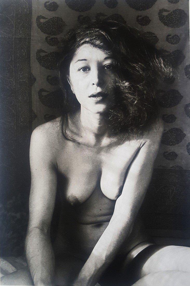 Harold Feinstein Vintage Signed Photograph 1964 - 2