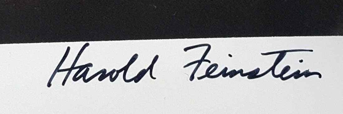Harold Feinstein Vintage Signed Photograph 1974 - 4