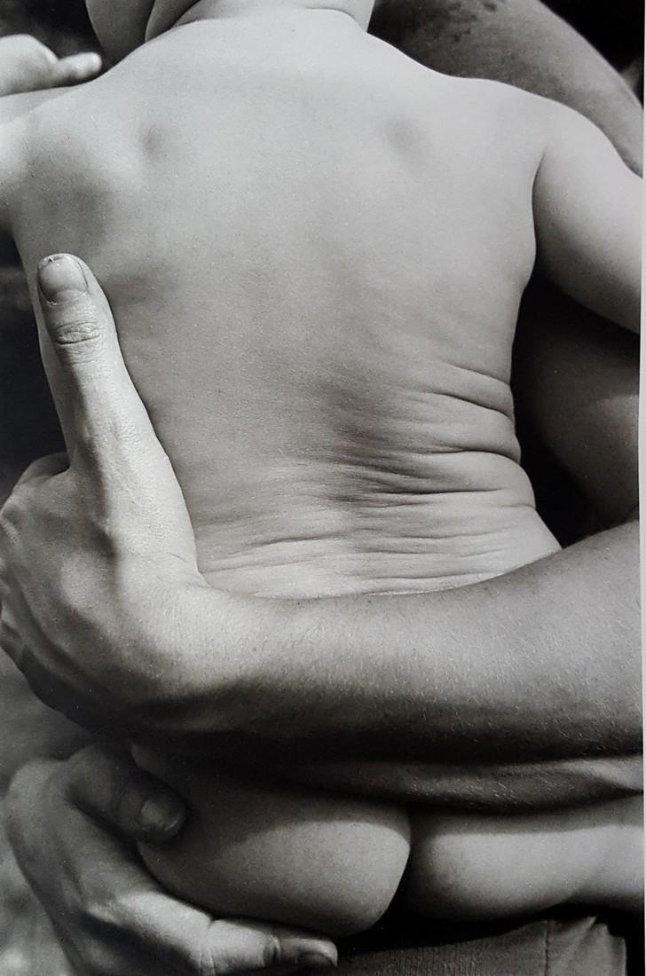 Harold Feinstein Vintage Signed Photograph 1974 - 2