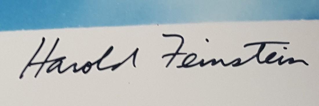 Harold Feinstein Vintage Signed Photograph 1980 - 4