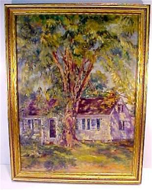 American Impressionist Painting