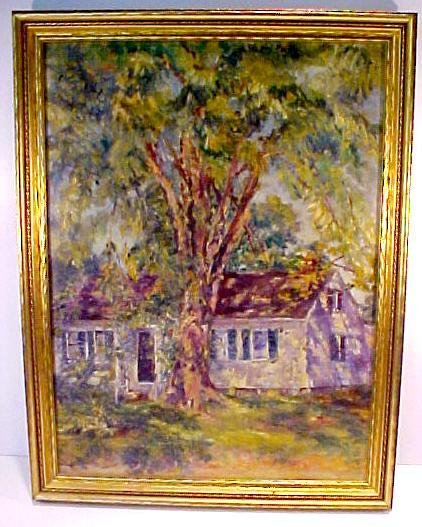 7: American Impressionist Painting