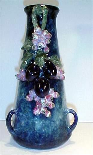 Austrian Art Pottery Vase