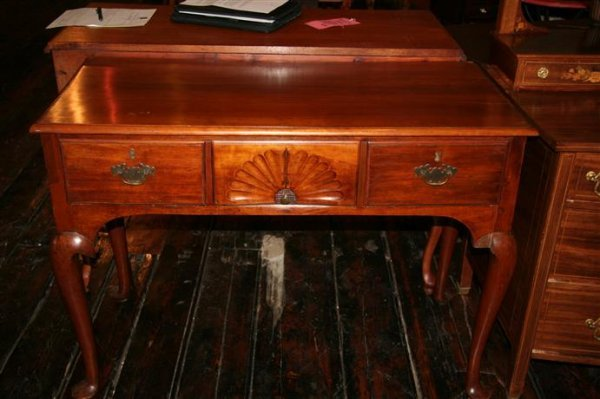 20: Early Maple Lowboy