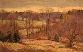 1: Bernard Corey Painting