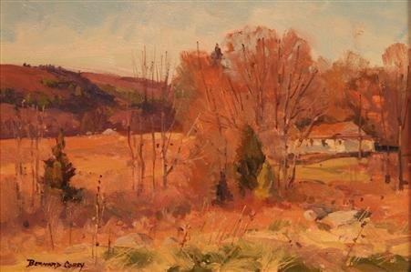 4: Bernard Corey Painting